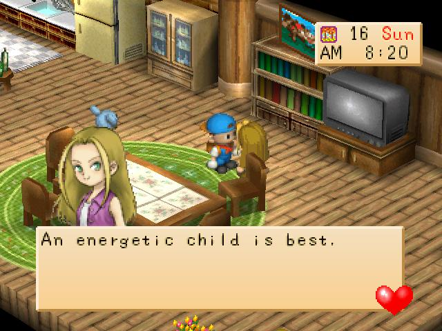 Harvest moon back to nature indonesian version (psx) download.